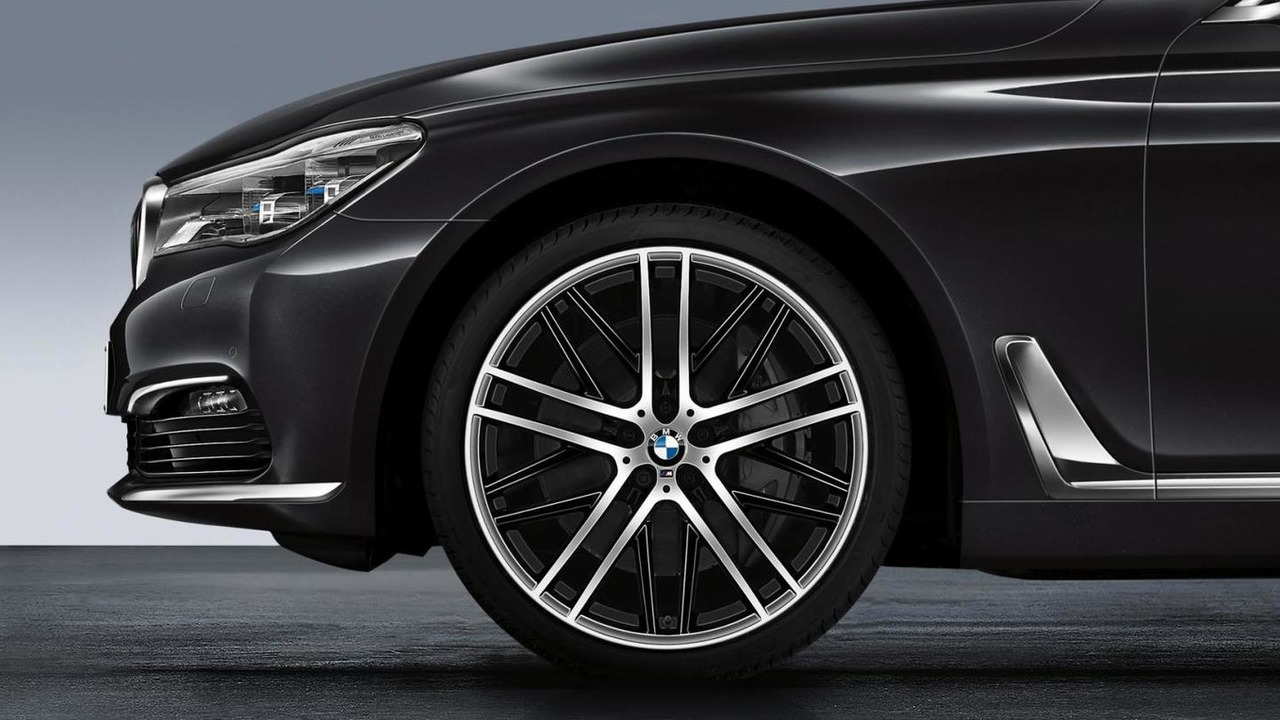2016 BMW 7-Series with M Performance parts