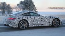 Mercedes-AMG GT R spy photo