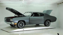 Vin Diesel's Chevy Chevelle from Fast and Furious 4