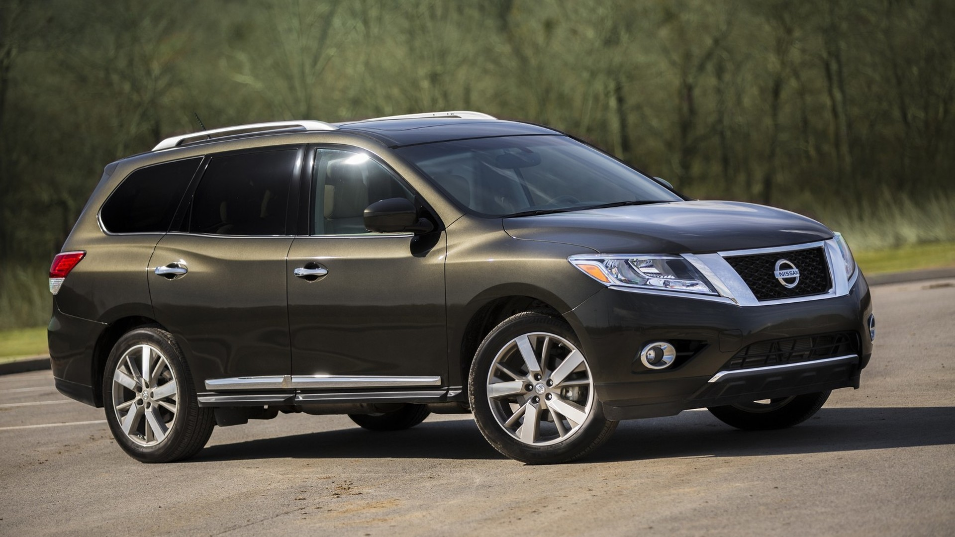 Nissan Pathfinder News And Reviews Motor1 Com