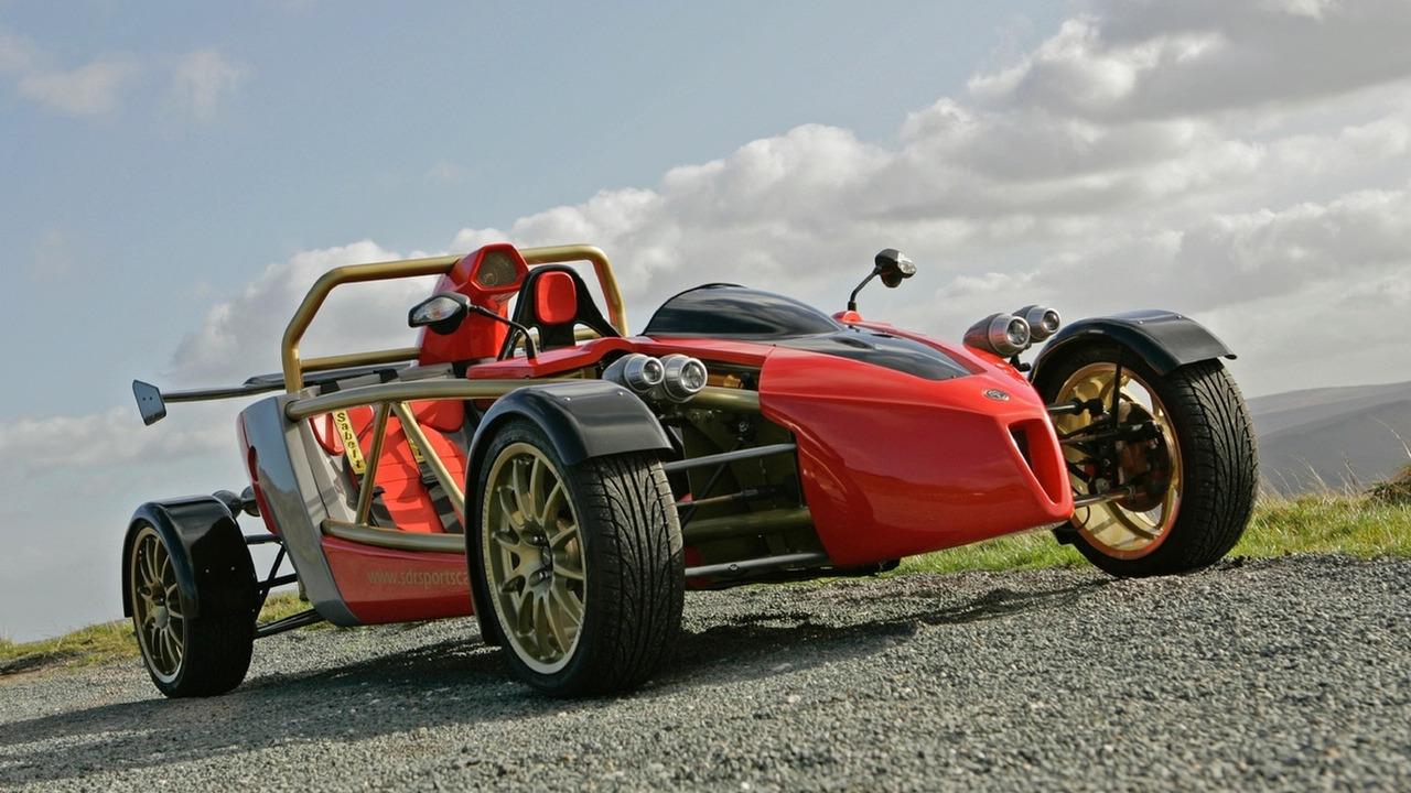 Six-River Racing V-Storm