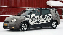 2011 Chevrolet Orlando Latest Winter Spy Photos - 25.01.2010
