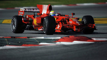 Massa nearly 2.5s quicker than Rossi in Spain