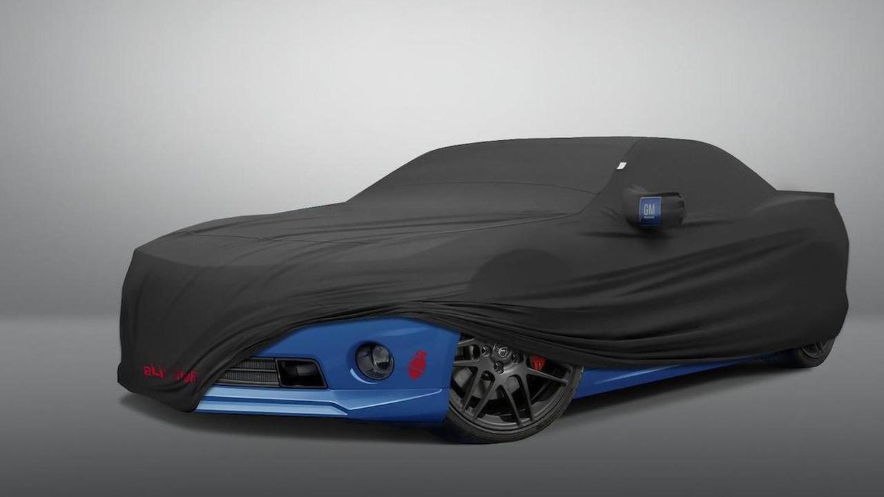 aLL STaR Performance Camaro SS for SEMA teaser photo