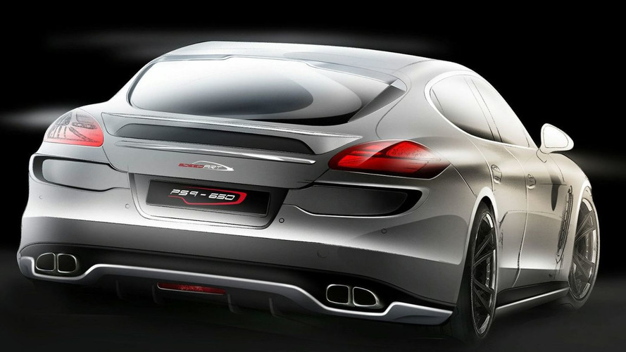 SpeedART Porsche Panamera Turbo Tuning Program Details Released