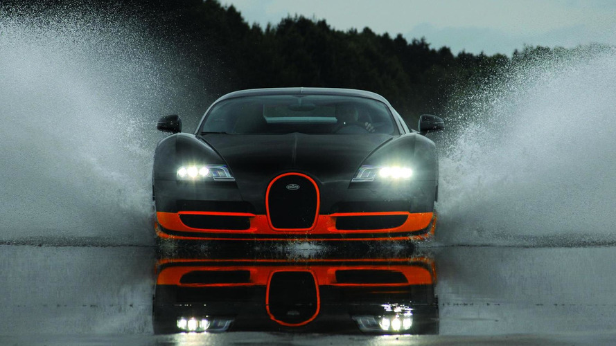 Bugatti Veyron Super Sport stripped of fastest production car world record