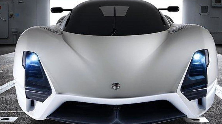 More images of the SSC Ultimate Aero II surface