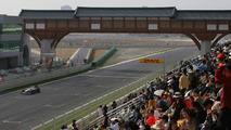 Kamui Kobayashi (JAP), BMW Sauber F1 Team - Formula 1 World Championship, Rd 17, Korean Grand Prix, Friday Practice, 22.10.2010 Yeongam, Korea