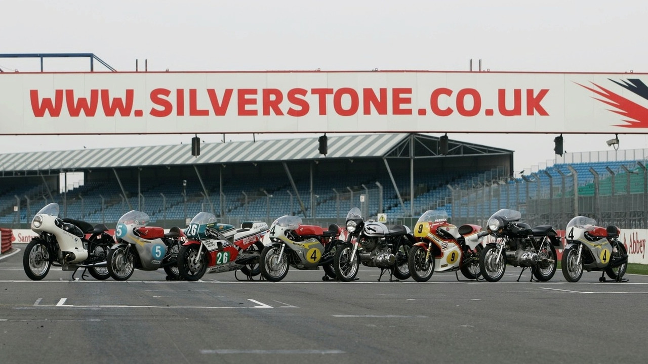 60th anniversary celebrations announced for Silverstone round of BSB ...