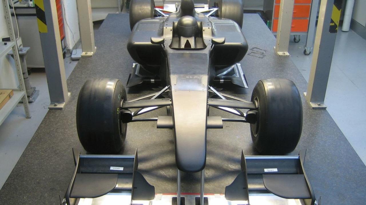 Lotus F1 Car full scale model