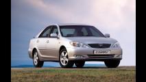 Mega Recall: Toyota convoca mais de 550.000 veículos por defeito na direção hidráulica