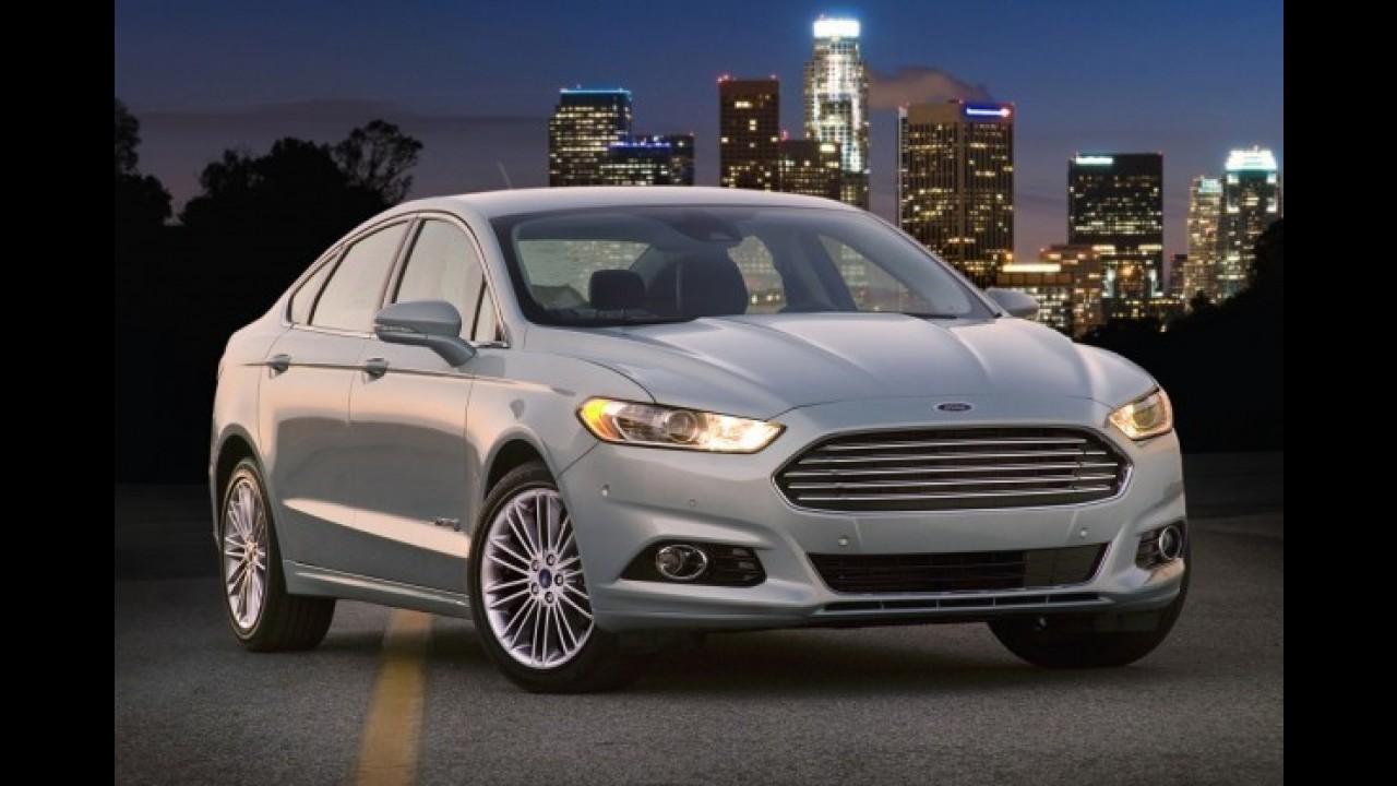 Ford é processada nos EUA por violação de patentes de tecnologia híbrida