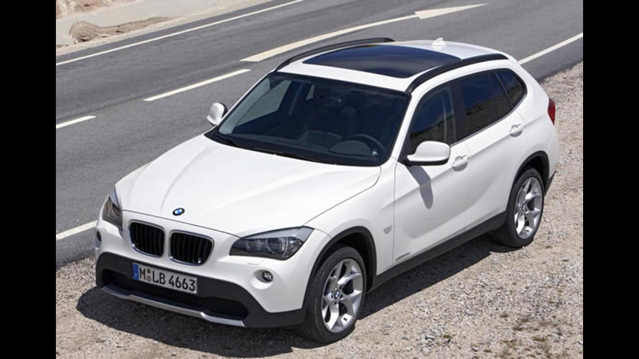 Novo BMW X1 2010 chega ao Brasil com preço inicial de R$ 174.900