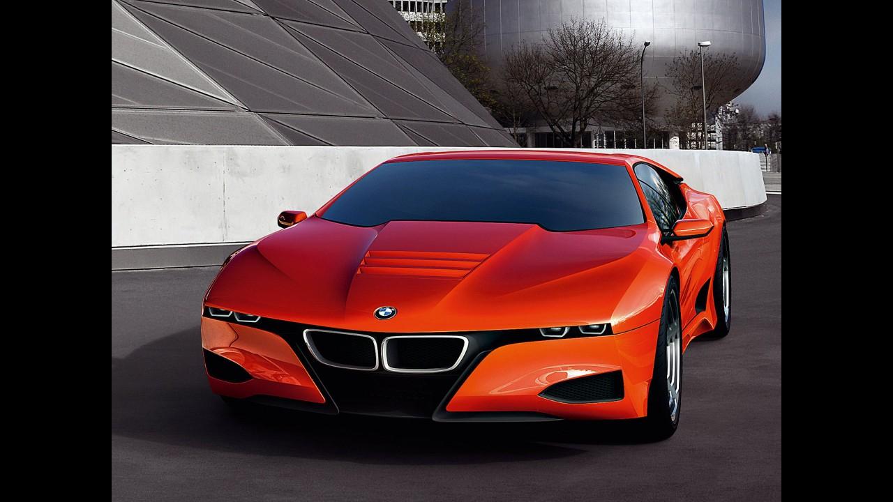 BMW cancela modelo exclusivo para divisão esportiva Motorsport