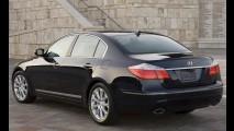 Hyundai Genesis chega ao Brasil com motor V6 de 290cv e câmbio de 8 marchas por R$ 220 mil