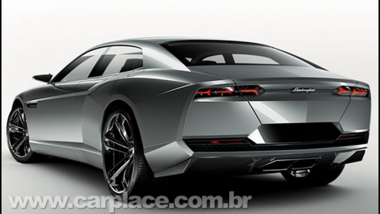 Lamborghini não irá produzir o modelo Estoque devido à crise - Ou irá?