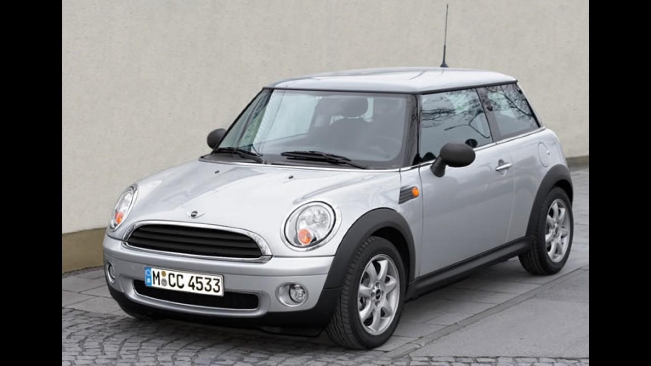 Mini One ganha versão com transmissão automática por R$ 78.950
