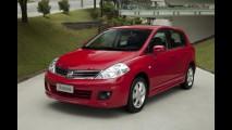 México: Vendas crescem quase 15% em março; Nissan Tiida garante presença no pódio