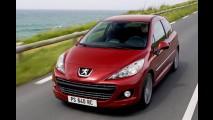 França, maio: Peugeot assume liderança entre marcas