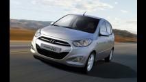 Hyundai i10 renovado chegará na Argentina em março