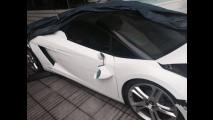 Lamborghini Gallardo Spyder é destruída por manobrista em hotel na Índia