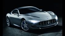 Salão de Genebra: cupê Alfieri é principal atração no estande da Maserati