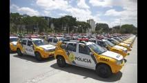 Renault Duster e Fluence farão parte da frota da Polícia Militar do Paraná