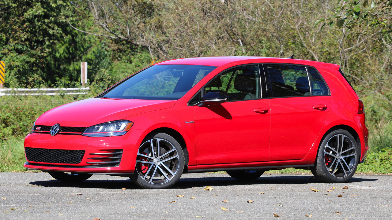 Vw Golf R Estate Review >> Review: 2017 Volkswagen Golf GTI Sport