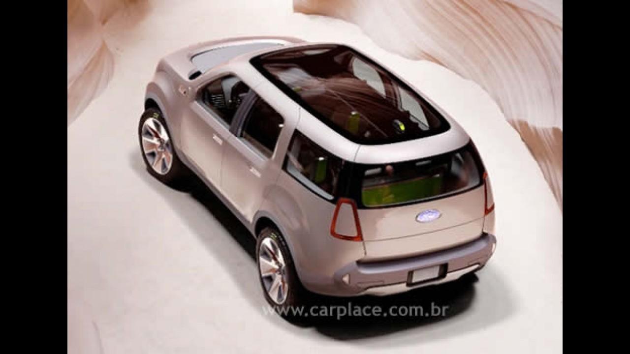 Salão de Detroit 2008: Ford mostra conceito Explorer América