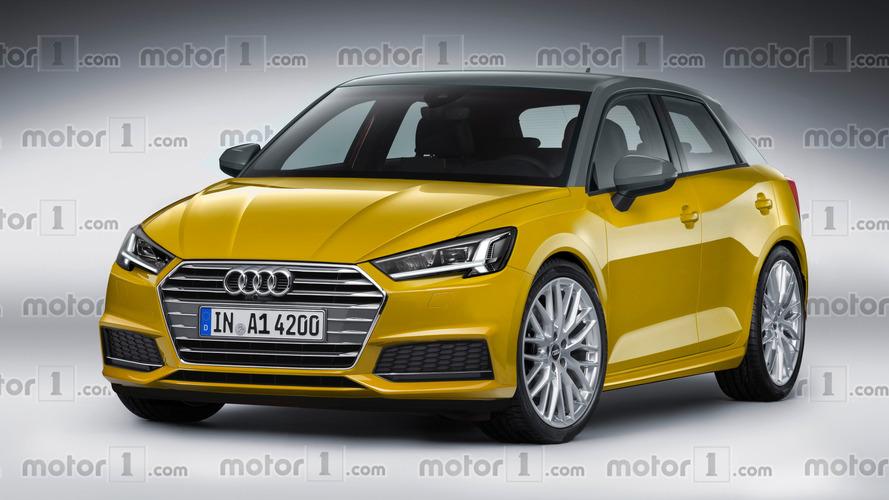 À quoi pourrait ressembler la future Audi A1 ?