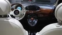 2016 Fiat 500 Riva Paris Motor Show