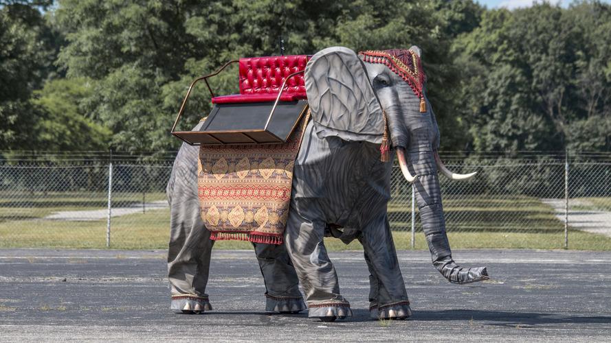 Ford MOTORLU fil, açık arttırmaya çıkarıldı