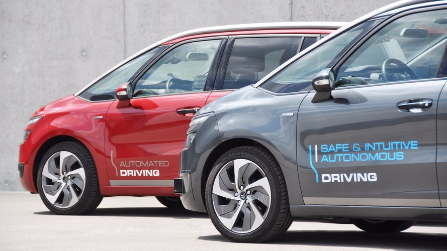 Déjà 60'000 km pour les voitures autonomes du Groupe PSA