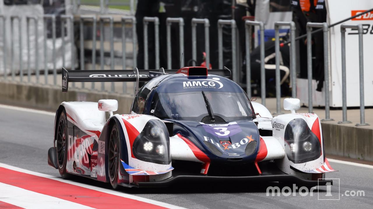 #3 United Autosports Ligier JSP3 - Nissan- Matt Bell, Mark Patterson, Wayne Boyd