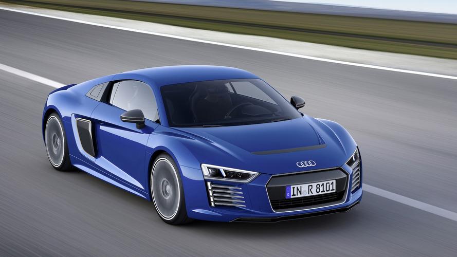 R8 e-tron - Audi dit adieu à sa sportive électrique