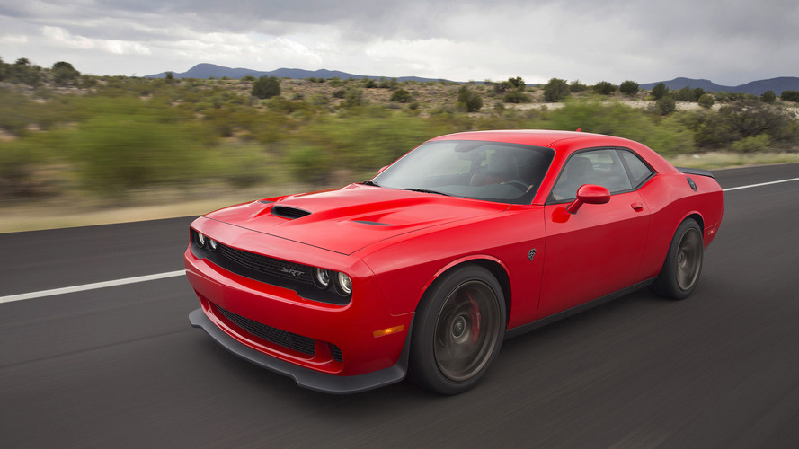 Dodge Challenger Hellcat Driver Jailed For Hitting 158 MPH