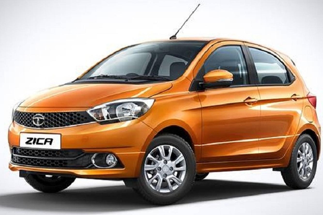 Tata Zica Car Unfortunately Named Given Zika Virus