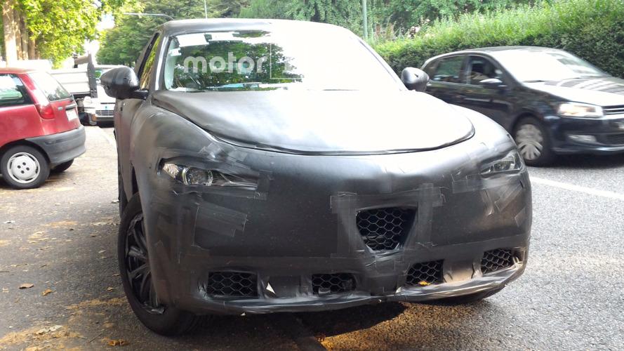 Le futur SUV Alfa Romeo Stelvio pourrait bénéficier d'un V6 Quadrifoglio