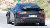 Spyshot de la Porsche Panamera Coupé