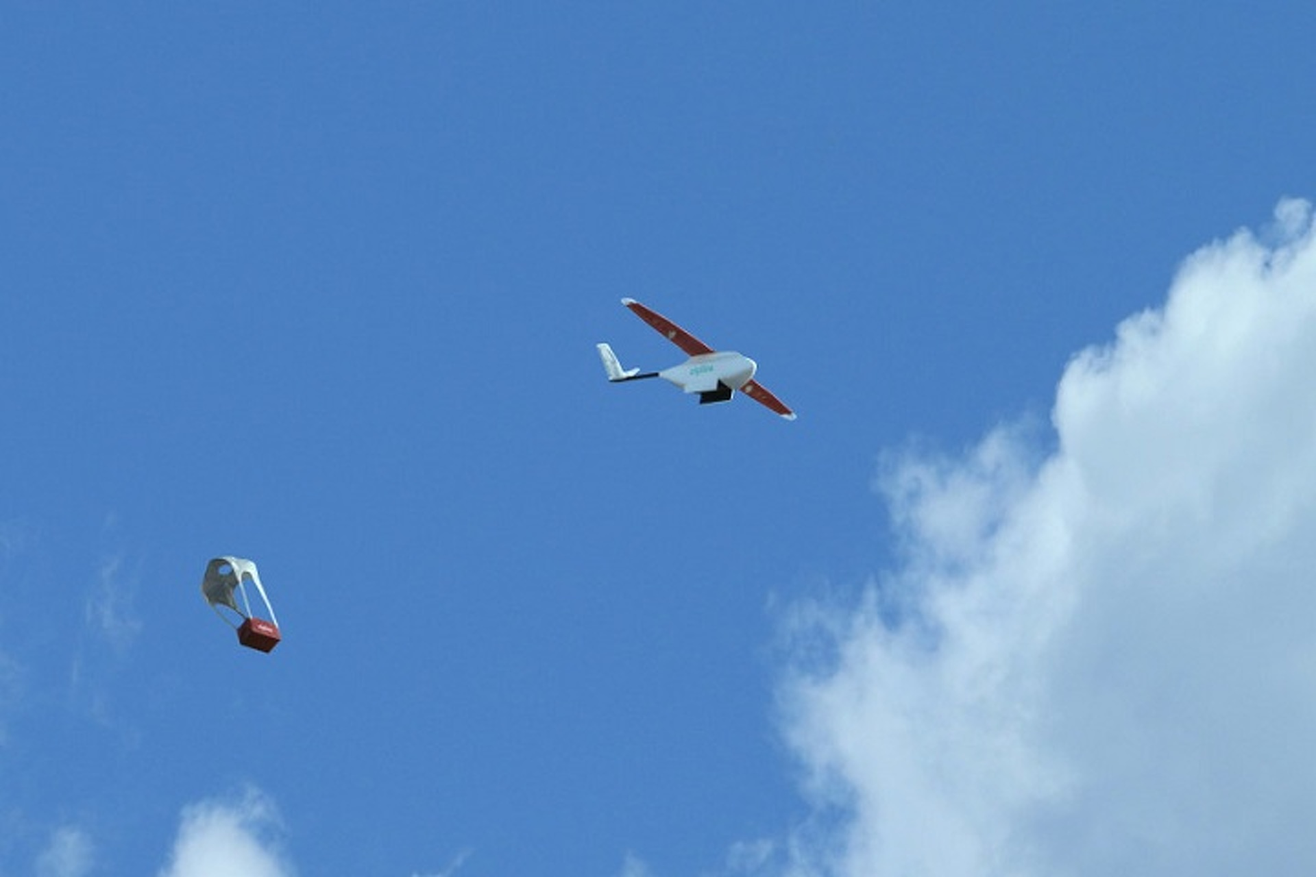 Drones Being Developed to Drop Medical Supplies in Africa
