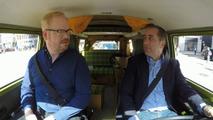 VW Bus Jim Gaffigan