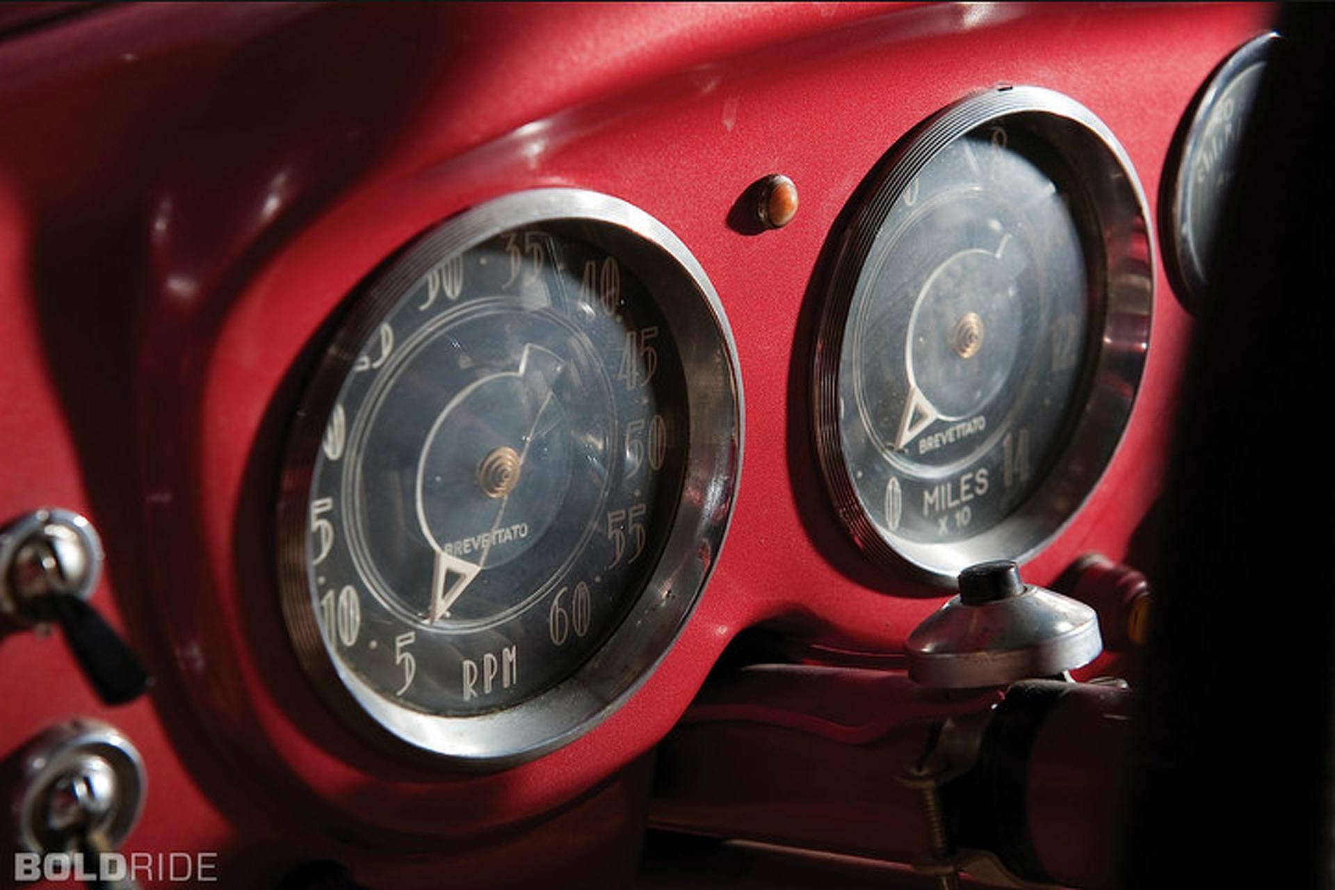 1950 Italmeccanica IT160: Italian Flair with American Muscle