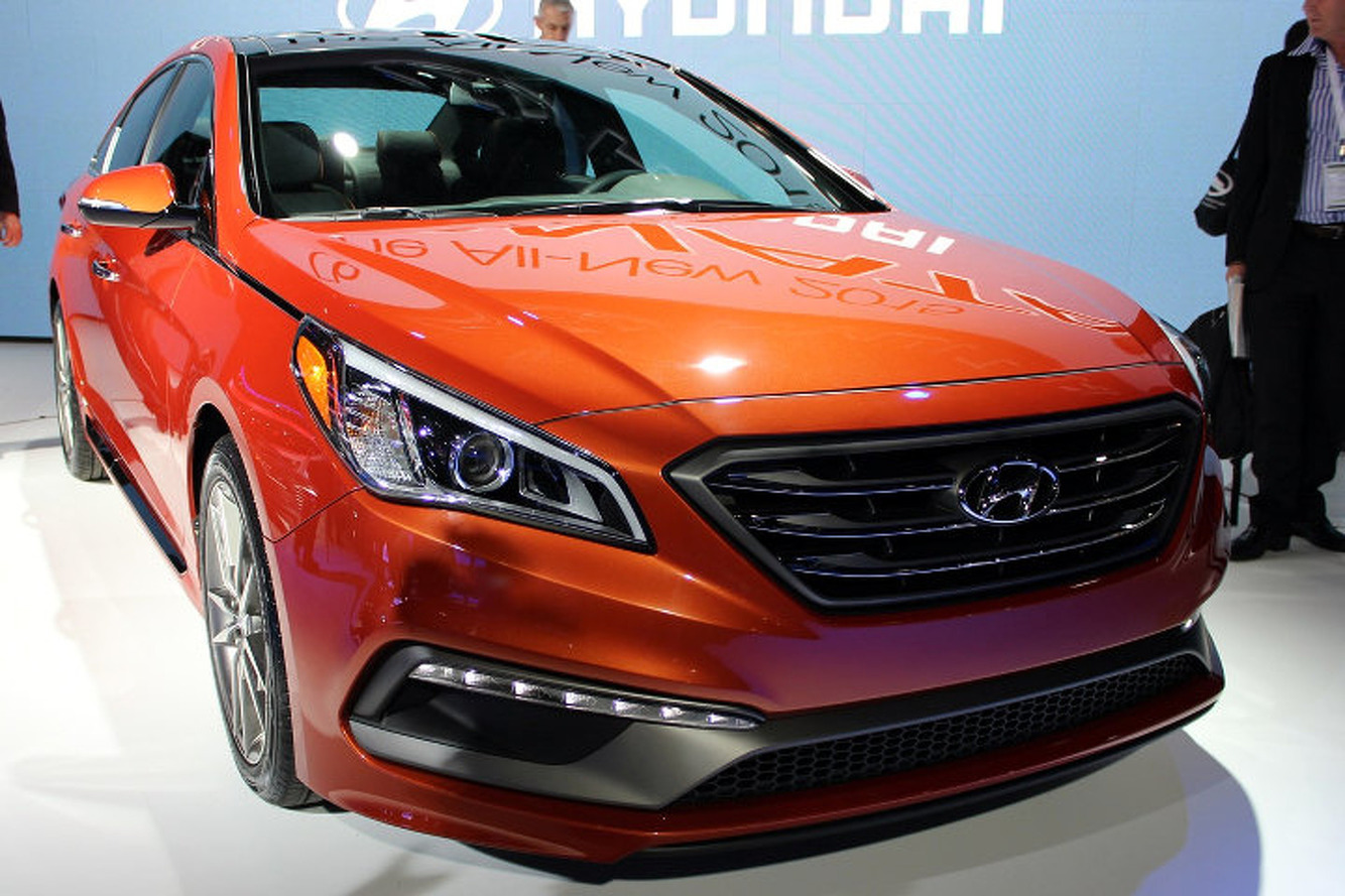 Toyota and Hyundai Refuel Rivalry With New Midsize Sedans