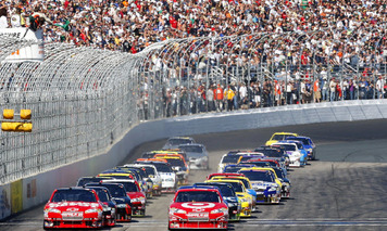 A Noob's Guide to NASCAR