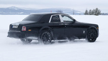 Rolls-Royce Cullinan mule spy photo