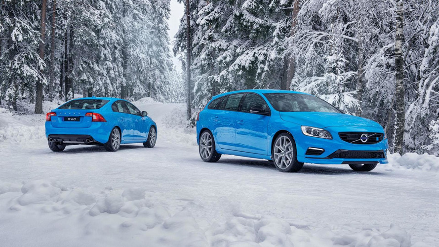2016 Volvo S60 & V60 Polestar coming to the U.S. this summer