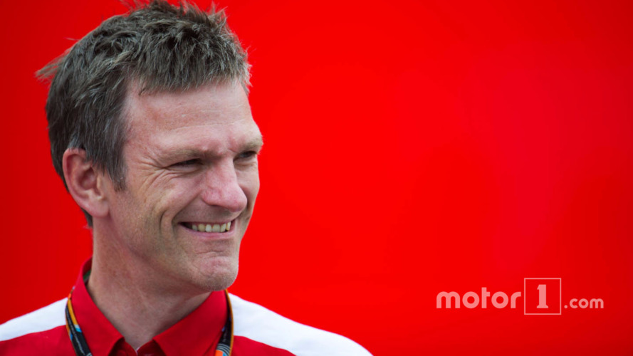 Ferrari and tech director Allison part ways with immediate effect