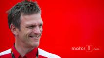 James Allison, directeur technique châssis Ferrari