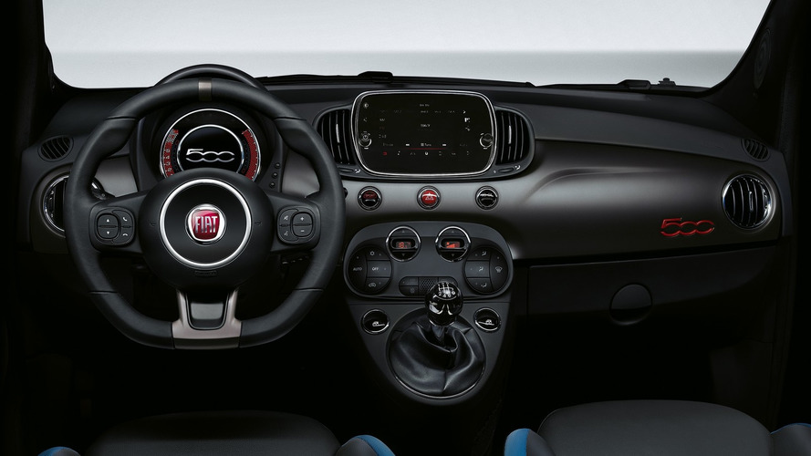 Fiat 500S facelift unveiled in Geneva