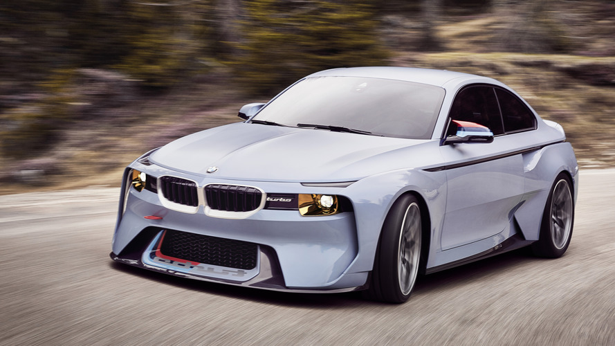 Revised BMW 2002 Hommage Concept to debut at Pebble Beach